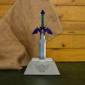 The Legend of Zelda Master Sword Lamp