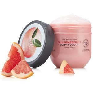 The Body Shop Body Yogurt British Rose / Pink Grapefruit