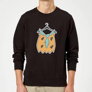 The Flintstones Fred Shirt Sweatshirt - Black