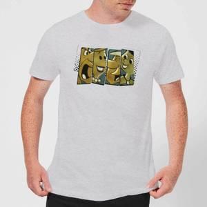 The Flintstones Vintage Men's T-Shirt - Grey