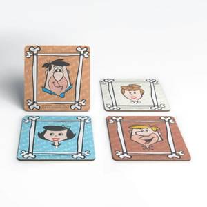 The Flintstones Characters Coaster Set