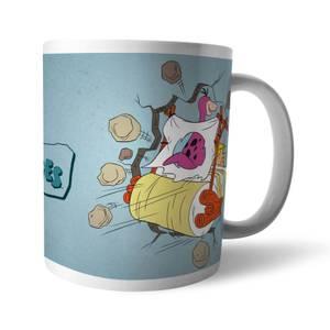 The Flintstones Car Mug