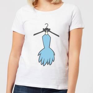 The Flintstones Betty Dress Women's T-Shirt - White
