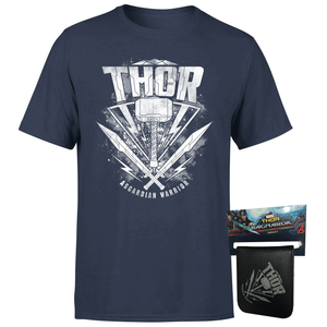 Thor T-Shirt & Wallet Bundle