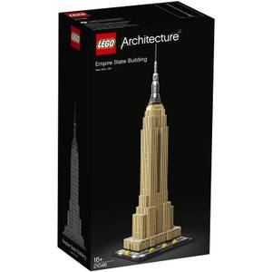 LEGO® Architecture: L'Empire State Building (21046)