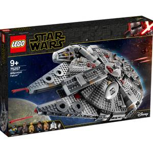 LEGO Star Wars: Millennium Falcon Building Set (75257)