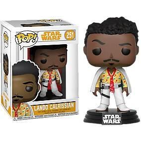 Star Wars Solo - Lando Calrissian EXC Pop! Vinyl Figur