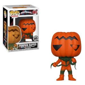 Figurine Pop! Power Rangers Pumpkin Rapper EXC