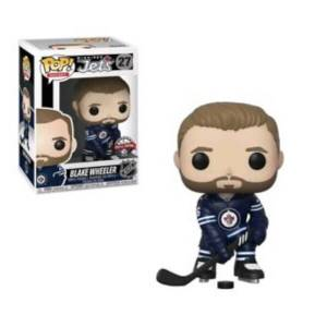 Figurine Pop! NHL Jets Blake Wheeler EXC