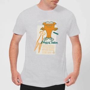 Looney Tunes ACME Buzzcutter Men's T-Shirt - Grey