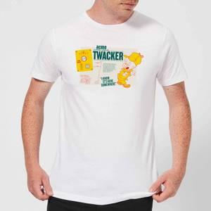 Looney Tunes ACME Twacker Men's T-Shirt - White