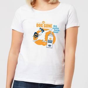 Looney Tunes ACME Dog Gone Women's T-Shirt - White