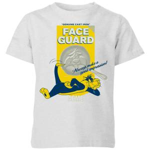 Looney Tunes ACME Face Guard Kids' T-Shirt - Grey
