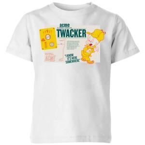 Looney Tunes ACME Twacker Kids' T-Shirt - White