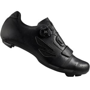 Lake CX176 Road Shoes - Black/Grey