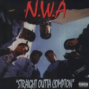 N.W.A. - Straight Outta Compton 12 Inch LP