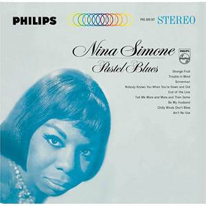 Nina Simone - Pastel Blues 12 Inch LP