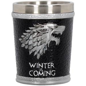 Game of Thrones – Verre à shot Winter is Coming (L'hiver vient)