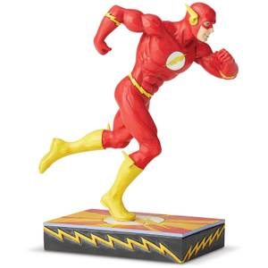 DC Comics by Jim Shore Flash Silver Age Figurine 19.0cm
