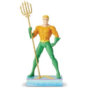 DC Comics by Jim Shore Aquaman Silver Age Figurine 22.0cm