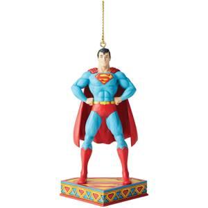 Ornement suspendu Superman par Jim Shore (11cm)– DC Comics