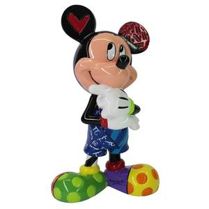 Disney Britto Mickey Mouse Figurine 15.0cm