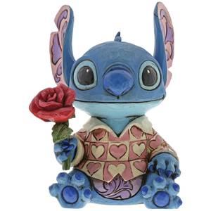 Clueless Casanova, Figurine Stitch (9cm)– Disney Traditions