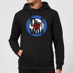 The Who Target Hoodie - Black