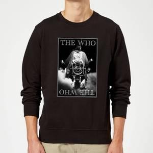 The Who Quadrophenia Sweatshirt - Black
