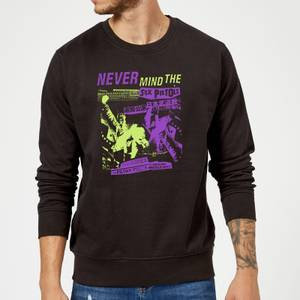 Sex Pistols Japan Tour Sweatshirt - Black