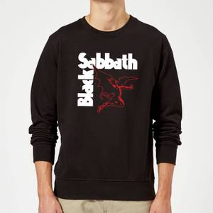 Black Sabbath Creature Sweatshirt - Black