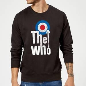 The Who Target Logo Sweatshirt - Black
