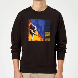 Guns N Roses Use Your Illusion Sweatshirt - Black