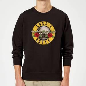Guns N Roses Bullet Sweatshirt - Black