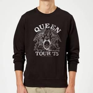 Queen Tour 75 Sweatshirt - Black