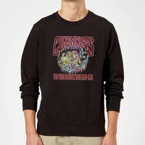 Guns N Roses Illusion Tour Sweatshirt - Black