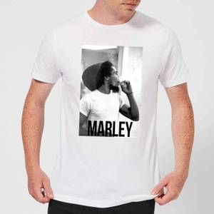 Bob Marley AB BM Men's T-Shirt - White