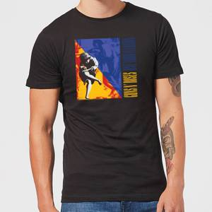 Guns N Roses Use Your Illusion Herren T-Shirt - Schwarz