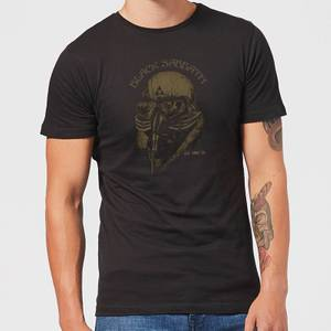 Black Sabbath Never Say Die 78 Men's T-Shirt - Black