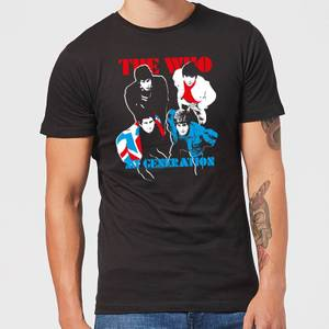 The Who My Generation Men's T-Shirt - Black
