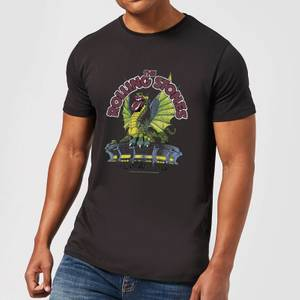 Rolling Stones Dragon Tongue Men's T-Shirt - Black