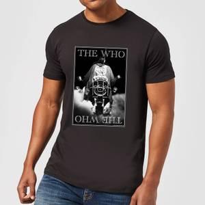 The Who Quadrophenia Men's T-Shirt - Black