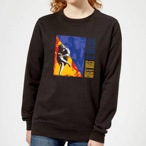 Guns N Roses Use Your Illusion Women's Sweatshirt - Black