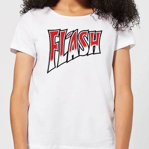 Queen Flash Women's T-Shirt - White