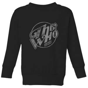 The Who 1966 Kids' Sweatshirt - Black
