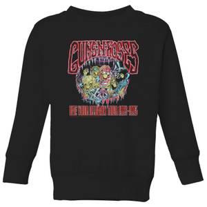 Guns N Roses Illusion Tour Kids' Sweatshirt - Black