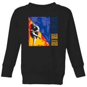 Guns N Roses Use Your Illusion Kids' Sweatshirt - Black