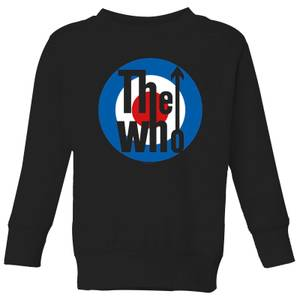 The Who Target Kids' Sweatshirt - Black