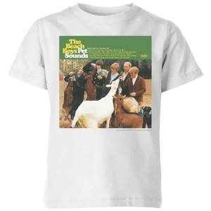 The Beach Boys Pet Sounds Kids' T-Shirt - White
