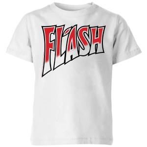 Queen Flash Kinder T-Shirt - Weiß